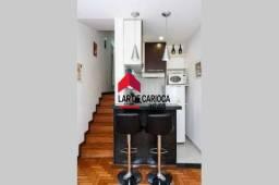 Vendo apartamento na Glória mobiliado com 35 m²