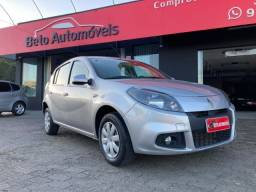 Renault Sandero 1.0 Completo - 2014