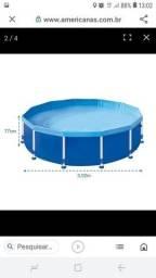 Piscina 5500 litros