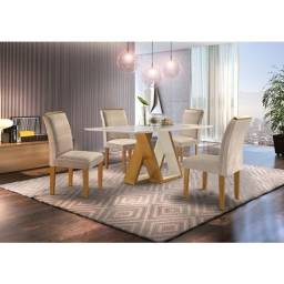 Mesa Belle 4 cadeiras