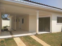 Casa nova 3qts 1 suite