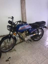 Honda ML 125 Leilão
