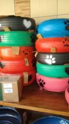 Vendo camas de pneus para cães e Gatos