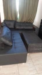 Sofá de courino