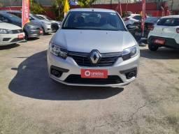 Título do anúncio: Renault Logan Life 1.0 2020 sem entrada 60x