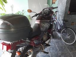 Moto Xtz super Tenere da Yamaha 750cc