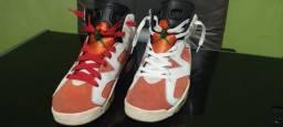 Nike Jordan 6 Gatorade