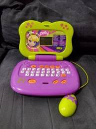 Laptop Polly - 33 Atividades - Candide<br><br>