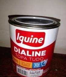 Título do anúncio: Tinta Esmalte Premium Dialine Seca Rápido Iquine 00018