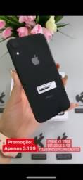 iPhone XR 128gb Preto - Só 3.199 pra vender hoje!