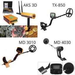 Detectores de Metais - Inicial e Avançado