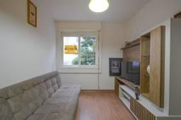 Apartamento para alugar com 1 dormitórios em Tres vendas, Pelotas cod:15411