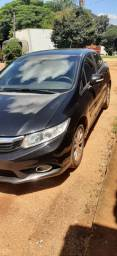 HONDA CIVIC 12/12 LXL 1.8 AUTOMATICO. TRANSFIRO FINANCIAMENTO!!