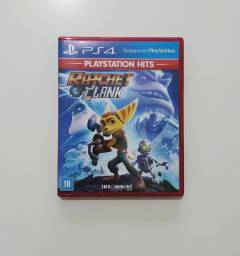 Ratchet and clank - Jogo ps4