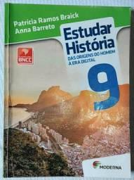 Estudar História 9a Edição