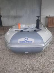 Barco hidro-force vendo ou troco por algo do meu interesse R$1.000,00