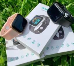 smartwatch á prova ´D água, usb, Esportivo /  munitor de frequência