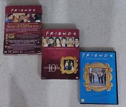 DVD'S/ F.R.I.E.N.D.S 8 e 10 TEMPORADA COMPLETA