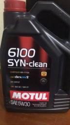 Promoção para vender rápido óleo MOTUL 5Litros