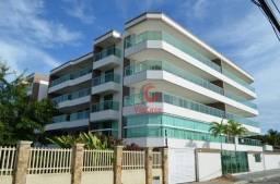 Apartamento com 3 dormitórios à venda, 132 m² por R$ 600.000,00 - Costazul - Rio das Ostra