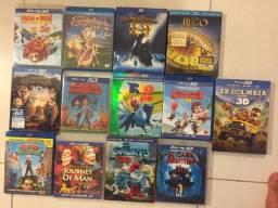 Bluray 3D filmes