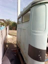 Cabine Mercedes-benz 1113