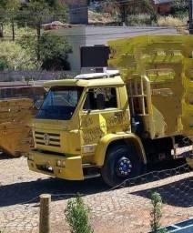 Caminhão poli-guindaste duplo Articulado