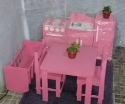 Vendo kit mobília 600 reais a vista tudo q está na foto tudo novinho embaladinho