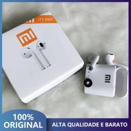 Fone Bluetooth Mi I11 Xiaomi, Samsung , Apple