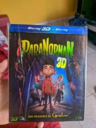 Blu ray paranorman 3d+2d