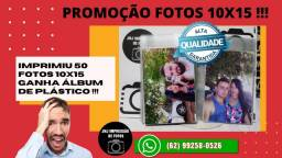 Promoção para fotos 10x15 + brinde