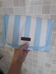 Kit bolsas maternidade + trocador