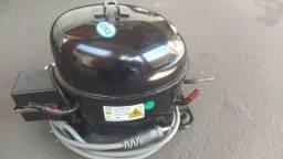Vende_se motor compressor frigobar