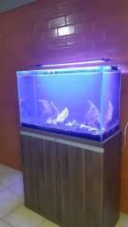 Móveis para aquário