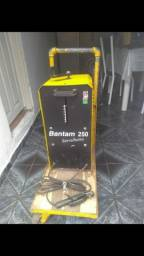 Máquina de solda industrial de alta capacidade