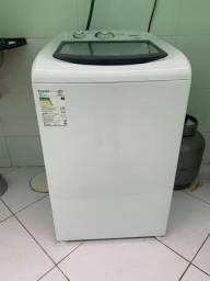 Lavadora de roupas cônsul (máquina de lavar e sacar)