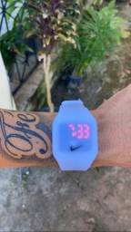 Relógio Nike LED