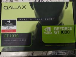 Placa de vídeo GT 1030
