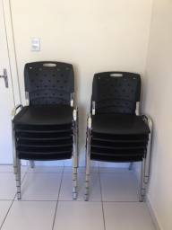 Vendo cadeiras..cada cadeira 150.00