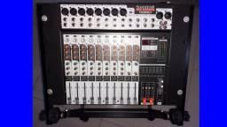 Mesa de Som 12 Canais - SoundCraft