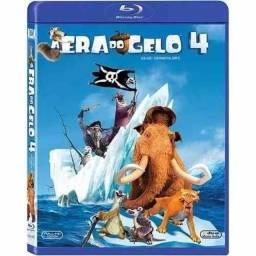 Filme Original - A Era do Gelo 4 - BLU-RAY