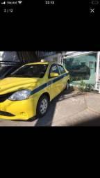 Taxi com autonomia