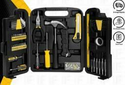 Maleta de ferramentas Hammer 142 peças