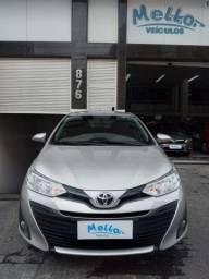 Toyota Yaris 1.5 XL (flex) completo com apenas 5mkm