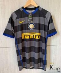 Título do anúncio: Camiseta - Internazionale