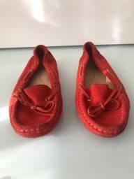 Sapato mocassim Arezzo