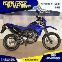 Título do anúncio: Yamaha XT 660R 2012 Azul