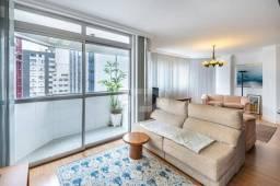 Apartamento com 3 dormitórios à venda, 137 m² por R$ 780.000,00 - Batel - Curitiba/PR