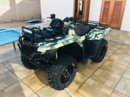 Honda Fourtrax 4x4