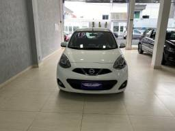 Nissan March Sl 1.6 Automatico 2019!!!!